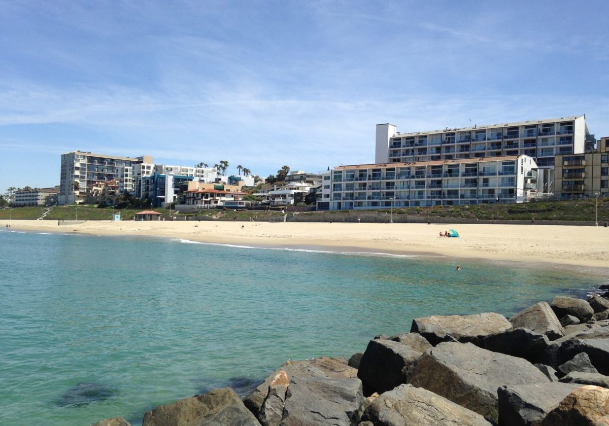 Sand Castle Redondo Beach