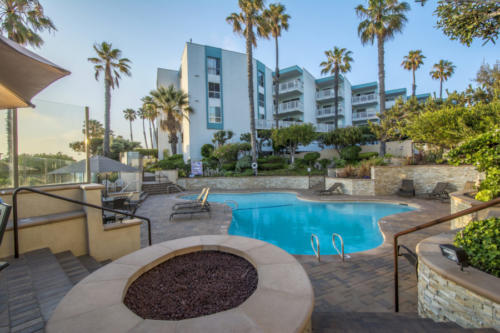 The Village Redondo Beach owners pool