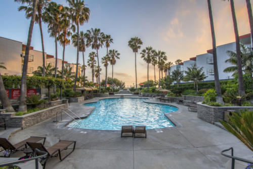 The Pool at The Village in Redondo Beach