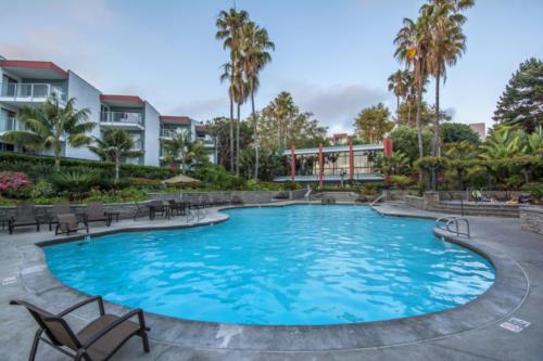 Shared Ocean Club pool
