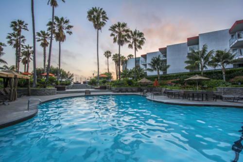 The Village Condos guest pool